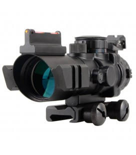 OPTICA ACOG 4x32CB RETROILUMINADO + FIBRA OPTICA