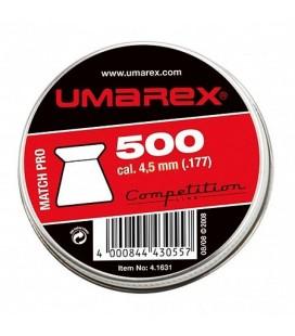 CAJA 500 BALINES MATCH PRO 4,5mm