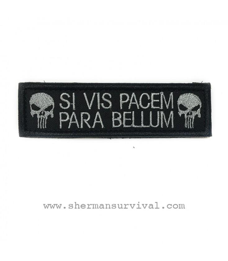 cedce98484bda PARCHE SI VIS PACEM PARA BELLUM G003-019-12 - Sherman Survival