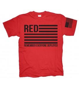 CAMISETA RED