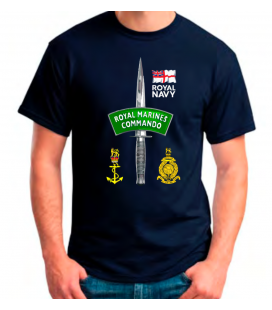 CAMISETA ROYAL MARINES S
