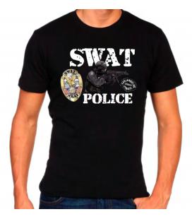 CAMISETA SWAT S
