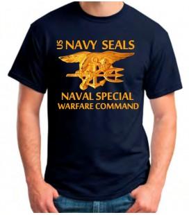 CAMISETA NAVY SEALS WARFARE