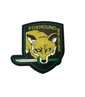 PARCHE PVC FOXHOUND GREEN G002-027-GREEN