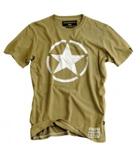 CAMISETA ALPHA STAR OLIVE