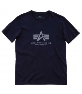 CAMISETA ALPHA REP. BLUE