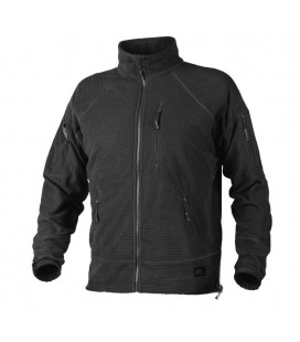 ALPHA TACTICAL JACKET HELIKON-TEX NEGRO