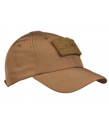 GORRA BASEBAL SOFTSHELL DARK COYOTE