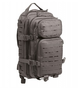 MOCHILA ASSAULT LASER CUT GRIS SM