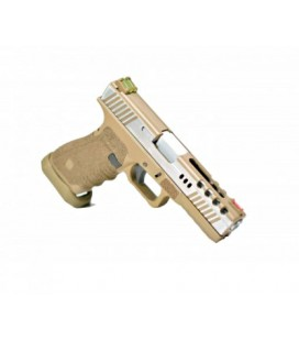 PISTOLA APS DRAGONFLY-T DESERT GBB AIRSOFT