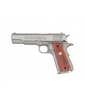 CYBERGUN COLT 1911 MKIV SILVER CO2 AIRSOFT