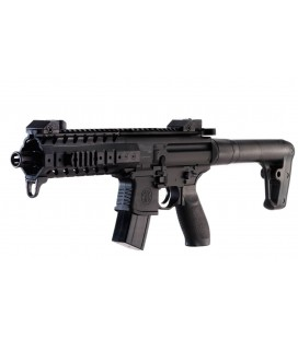 SUBFUSIL SIG SAUER MPX ASP NEGRO CO2 Cal. 4,5mm