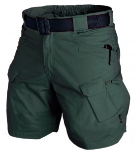 "BERMUDA HELIKON-TEX URBAN 8,5"" TACTICAL JUNGLE GREEN"