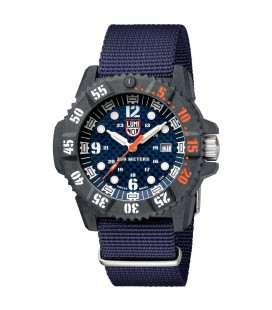RELOJ LUMINOX CARBON SEAL AZUL 3803.C