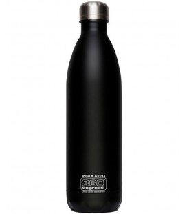 BOTELLA 360 DEGREES 750 ML NEGRO
