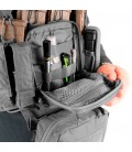CHALECO TACTICO HELIKON-TEX TRAINING MINI RIG TMR ADAPTIVE SHADOW GREY
