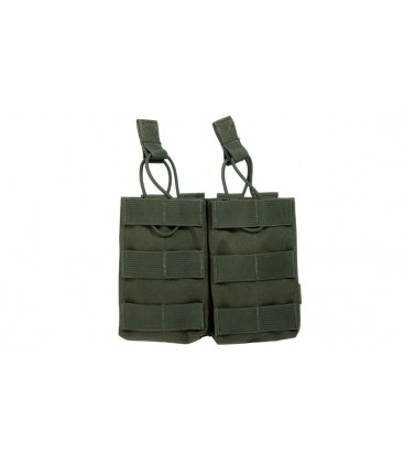 PORTACARGADOR DOBLE G36/AK/M14/SR25 OD DELTA TACTICS