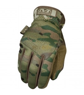 GUANTES MECHANIX TACTICAL FAST FIT MULTICAM