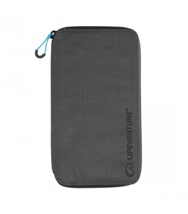 CARTERA LIFEVENTURE TRAVEL RFID GRIS