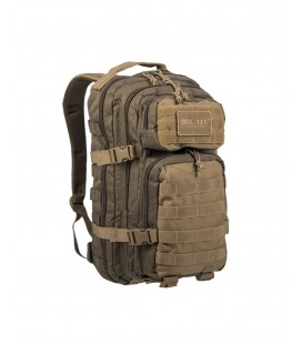 MOCHILA ASSAULT PACK SM VERDE/COYOTE