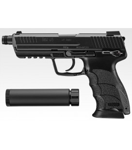 MARUI HK45 TACTICAL NEGRA GBB AIRSOFT
