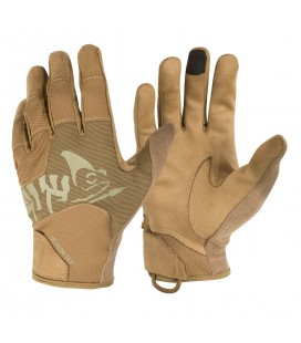 GUANTES HELIKON-TEX ALL ROUND COYOTE/VERDE