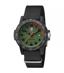 RELOJ LUMINOX SEA TURTLE GREEN/ORANGE