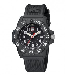 RELOJ LUMINOX SEAL 3501 NEGRO/BLANCO