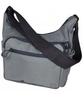 BOLSO VIPER COVERT SHOULDER TITANIO