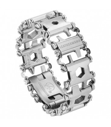 PULSERA LEATHERMAN TREAD METRIC ACERO