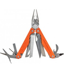 LEATHERMAN CHARGE + G10 NARANJA