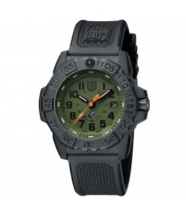 RELOJ LUMINOX 3500 LX NEVER QUIT. GREEN