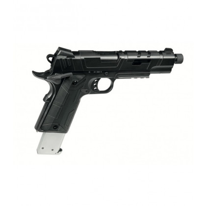 PISTOLA ROSSI REDWINGS NEGRA GBB AIRSOFT