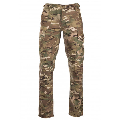 PANTALON BDU SLIM FIT MULTICAM