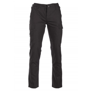 PANTALON BDU SLIM FIT NEGRO