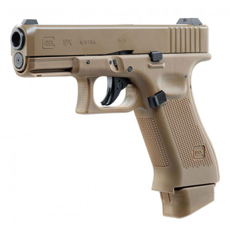 UMAREX GLOCK 19X AIRSOFT Co2