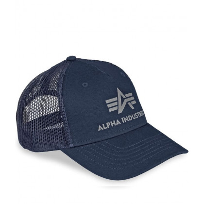 GORRA ALPHA INDUSTRIES AZUL