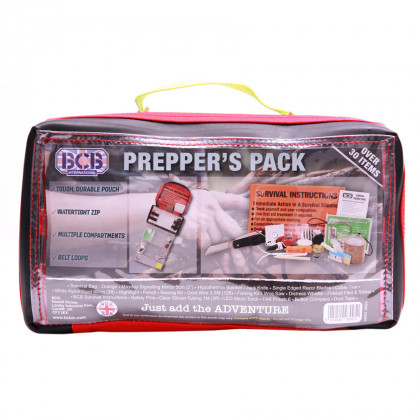 BCB KIT SUPERVIVENCIA PREPPER'S BAG