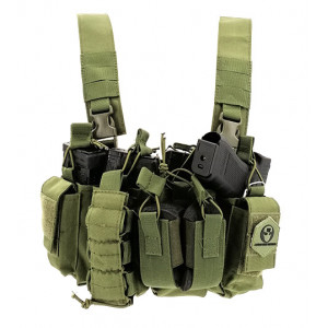 CHEST RIG M4 VERDE