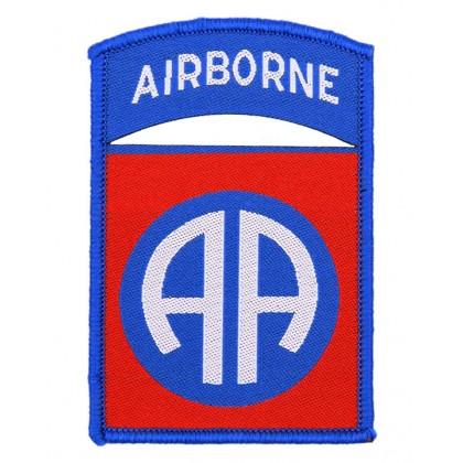 PARCHE TEJIDO 82 AIRBORNE