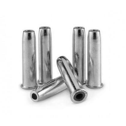SET 6 BALAS COLT SAA .45 Cal. 4,5mm...