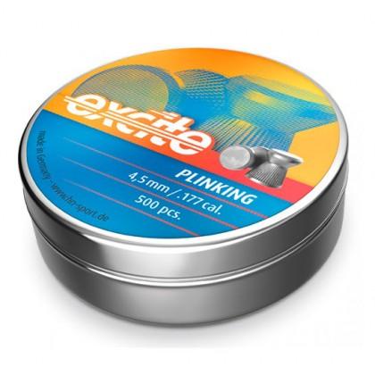 BALINES H&N EXCITE PLINKING 0,47g...