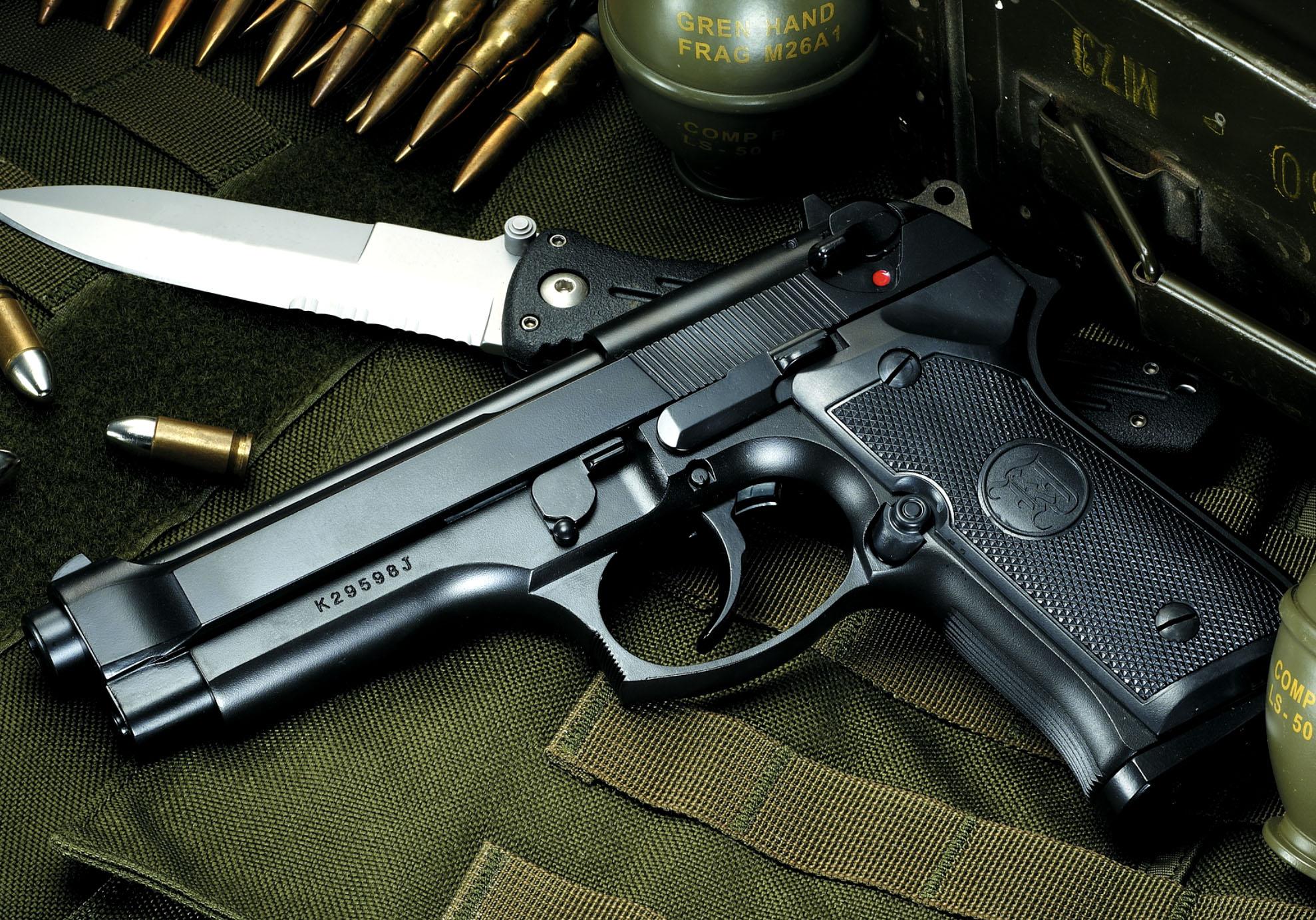 Beretta M9 KJW