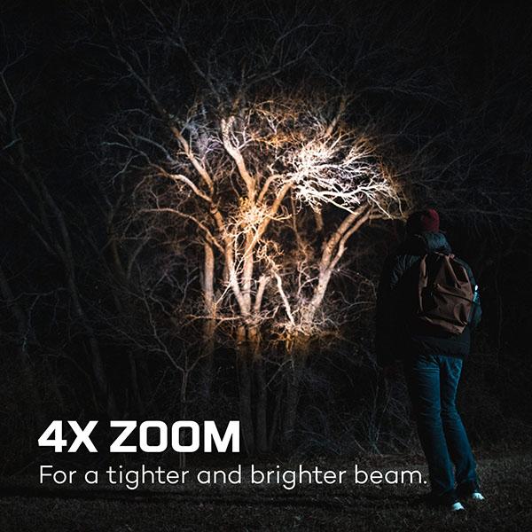 Linterna Nebo Newton 500 $x
