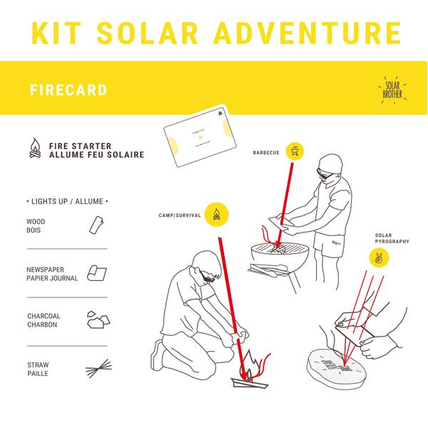 solar brother adventure kit